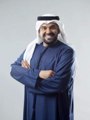 حسين الجسمي يوثق علاقته بالسعودية عبر حي هالصوت