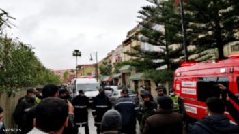 المغرب ..  مصرع 24 شخصا غرقا داخل مصنع سري
