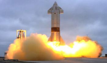 بعد الصاروخ الصيني ..  شركة أميركية تعلن فقدان صاروخ إلكتروني