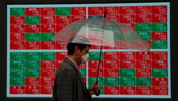 تعليق التداول في بورصة طوكيو ..  أكبر خلل منذ 1999