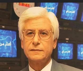 العايد ينعى الإعلامي الأردني سامي حداد
