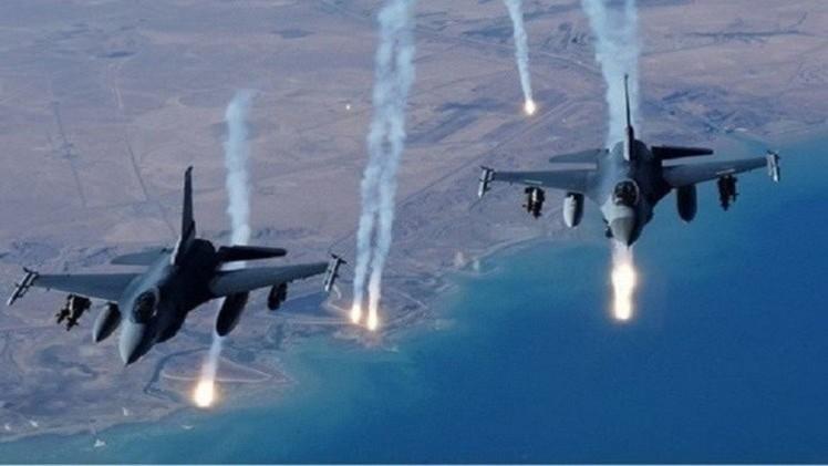 مقتل 42 مدنيا بغارات للتحالف الدولي على الرقة