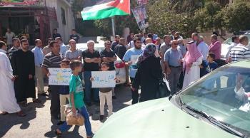 الكرك: ما يجري في الأردن يمهد لأمر خطير