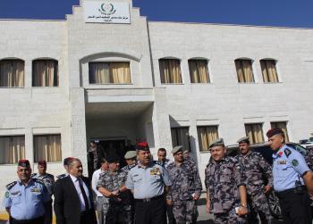إطلاق صافرات الإنذار في إربد والمفرق