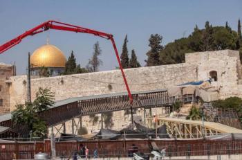 الأردن: سنتحرك في اليونسكو لمواجهة مصعد حائط البراق