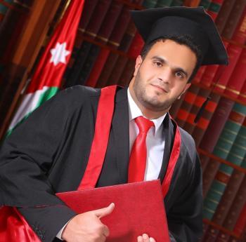 راكان احمد العلوان مبارك التخرج