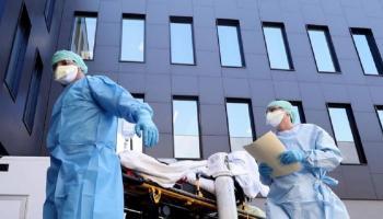 أكثر من نصف مليون وفاة بكورونا في العالم
