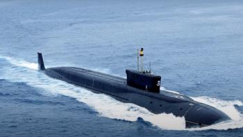 الأسطول الروسي يتسلم غواصة نووية صاروخية مطورة هذا العام