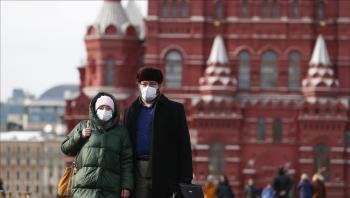 روسيا: 264 ألف شخص يشتبه بإصابتهم بكورونا