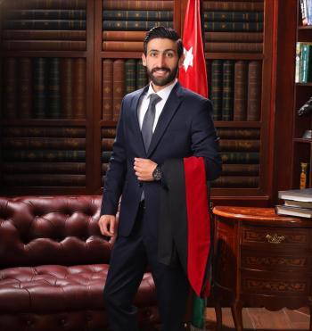الدكتور بشار المجالي  .. مبارك التخرج