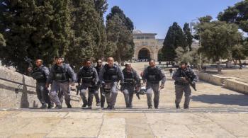 اعتقال موظف بدائرة شؤون الأقصى في القدس
