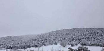 تعرف على كميات الثلوج المسجلة في مناطق المملكة
