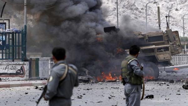 داعش يتبنى الهجوم على مسجد للشيعة في كابول