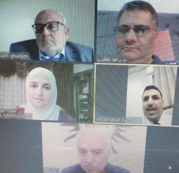 رسالة ماجستير في عمان العربيةحول مستوى التمكين الإداري لدى القيادات التربوية