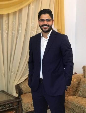 الدكتور احمد عبدالله مصلح الحياري ..  مبارك