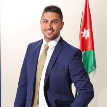 محمد الخرابشة  ..  مبارك رئاسة اتحاد الاردنية