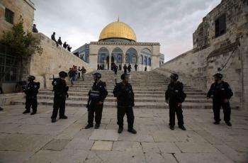 فلسطين: ننسق مع الأردن لحشد موقف دولي يوقف العدوان على الأقصى
