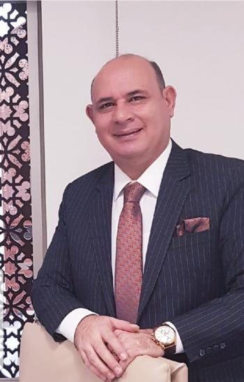 خريسات مديراً لمديرية الشؤون القانونية في وزارة الداخلية .
