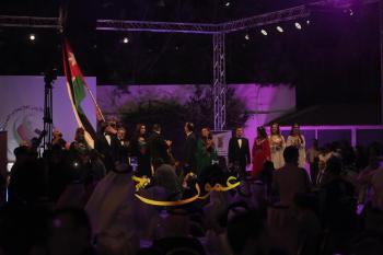 انطلاق مهرجان الأردن للإعلام العربي بمشاركة 700 شخصية