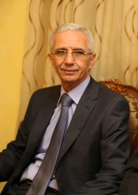 اللواء المتقاعد مروان العمد