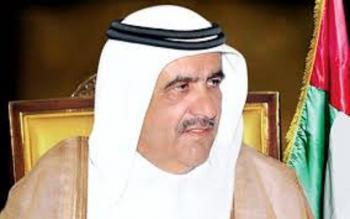 حمدان بن راشد: مليون درهم لدعم أسر شهداء الأردن