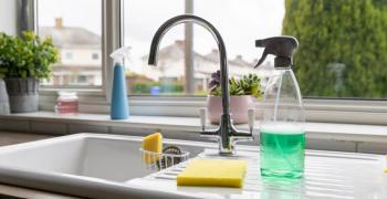 20 نصيحة لإبقاء مطبخك نظيفاً ومرتباً