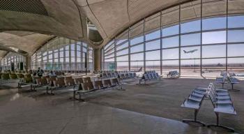 انخفاض حركة الطائرات 7% عبر مطار الملكة علياء في أيلول