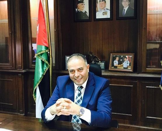 بسام قعدان الفايز يتصدر ..  دائرة بدو الوسط