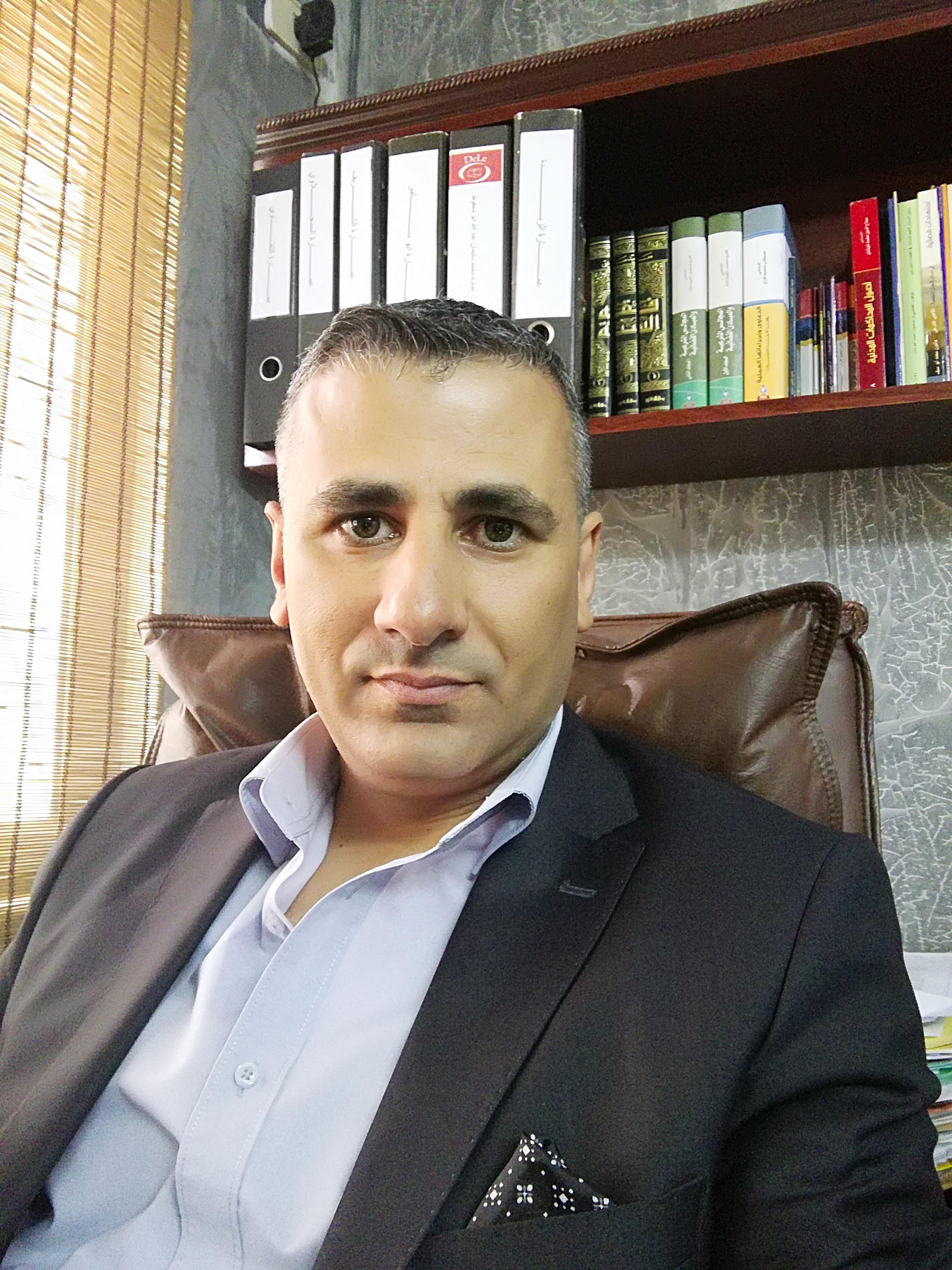 المحامي غسان عواد
