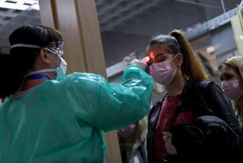 أكثر من 2000 إصابة بكورونا في موسكو خلال 24 ساعة