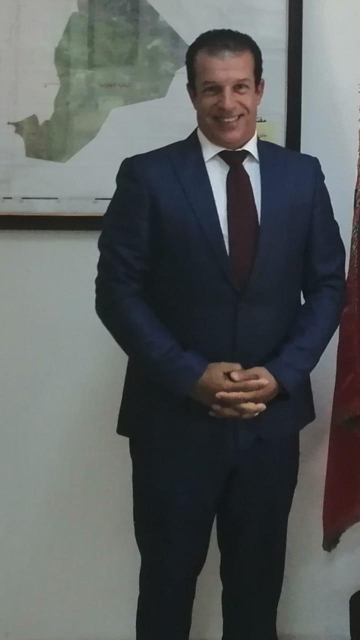 الدكتور غازي السرحان