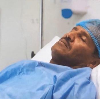 الفنان خالد عبد الرحمن يصاب بوعكة صحية