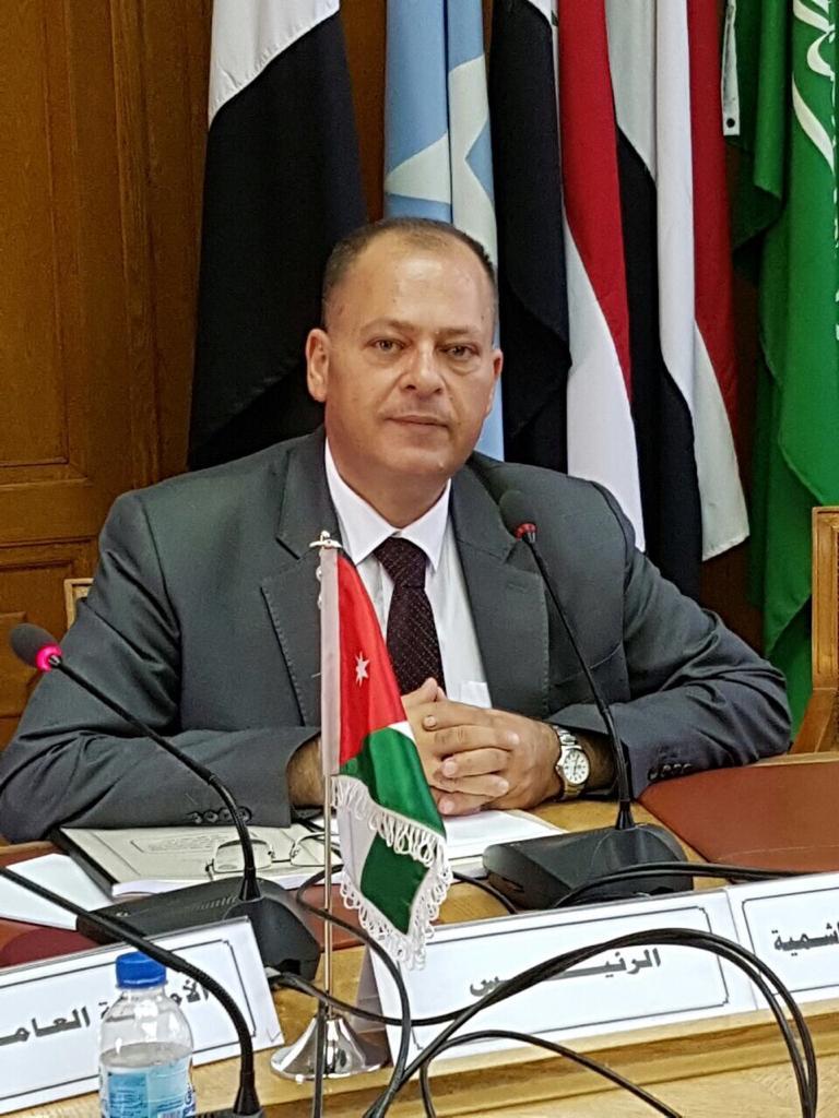المستشار الدكتور رضوان ابو دامس