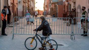بسبب ارتفاع إصابات كورونا ..  منع التنقل من وإلى 8 مدن مغربية