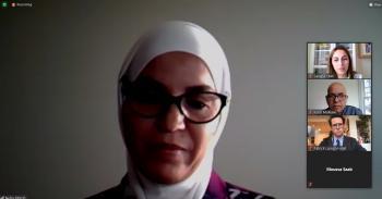 حوارية حول استجابة مدينة عمان الحضرية لجائحة كورونا