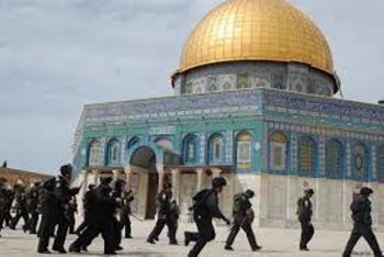 الأردن يدين اقتحام المتطرفين اليهود لساحات الاقصى