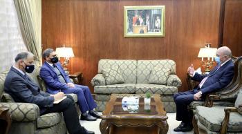 الفايز يدعو لتفعيل الاتفاقيات بين الأردن وأفغانستان