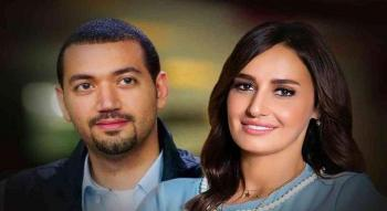 معز مسعود يعلن ارتباطه بحلا شيحا