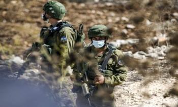 إصابة ضابط وجندي اسرائيليين بجروح خطيرة في جنين