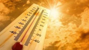 اجواء حارة وجافة السبت