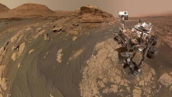 معضلة علمية غامضة ..  لغز انبعاث غازات على سطح المريخ