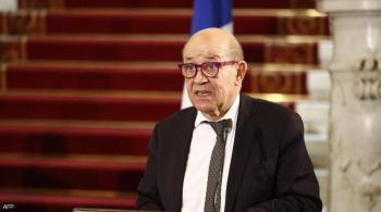 وزير الخارجية الفرنسي يتوعد ساسة لبنان