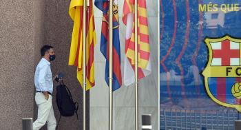 رئيس برشلونة لن يحضر الكلاسيكو أمام ريال مدريد