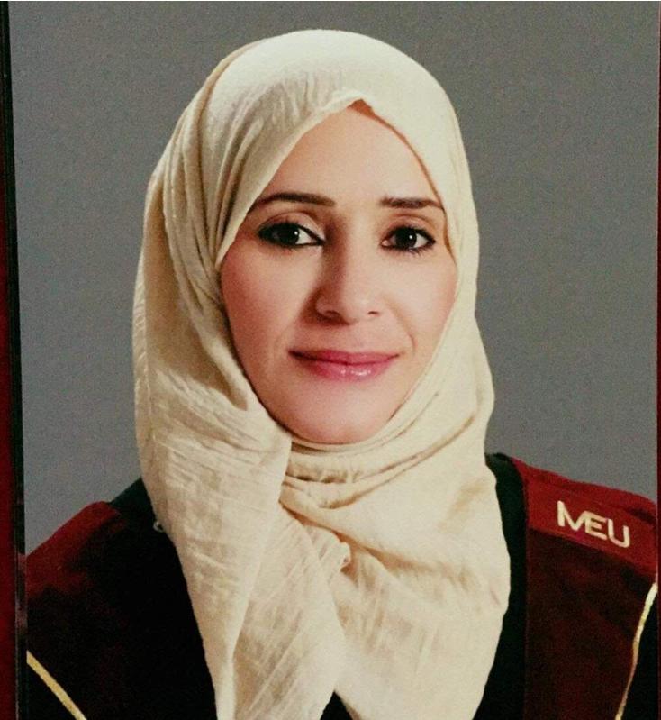ناديا مصطفى الصمادي