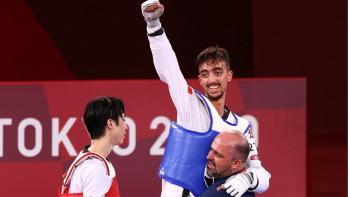 التونسي الجندوبي يحرز فضية التايكوندو لوزن 48 كيلوغرام في الأولمبياد