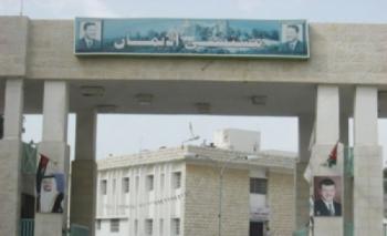 عجلون: الأشغال تباشر بربط مستشفى الإيمان بالصرف الصحي