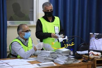 راصد ينشر 1000 محضر فرز وتجميع لغرف ومراكز الاقتراع