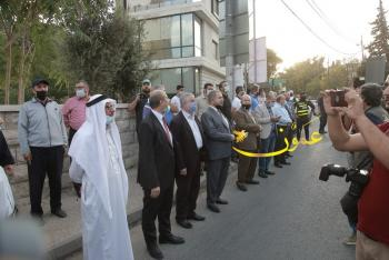 الأمن: لا موقوفين باحتجاج السفارة الفرنسية