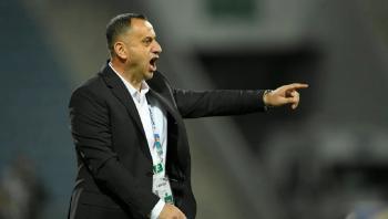 الفيصلي يرفض استقالة مدرب الفريق