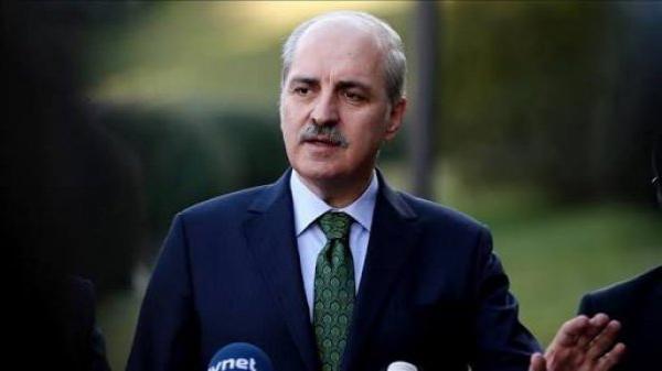 نائب رئيس الوزراء التركي والمتحدث باسم الحكومة، نعمان قورتولموش